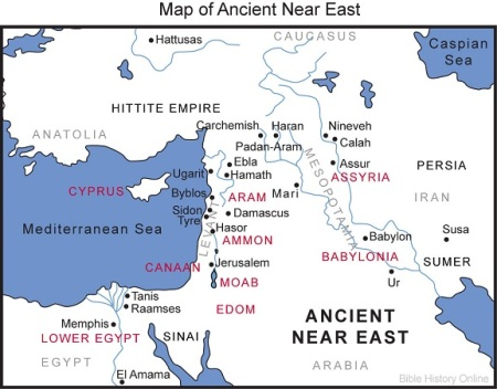 PRIMER: Why is the Levant so important to ISIS?   Christian Examiner
