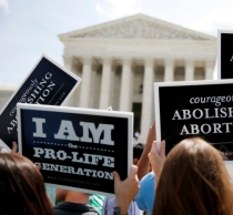 Overturning Roe v. Wade is the 'wrong goal' for pro-life movement, Care Net CEO warns