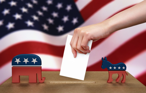 You voted in the election, but the choice was God's to make