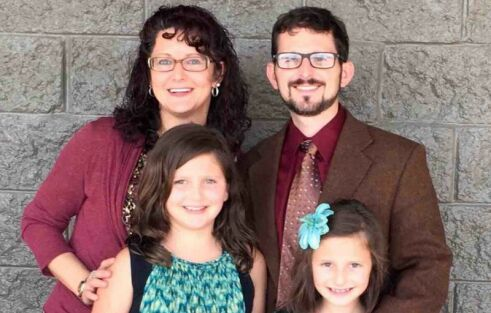 Air Force vet's wife and daughter killed; she had a 'huge heart full of God's love'