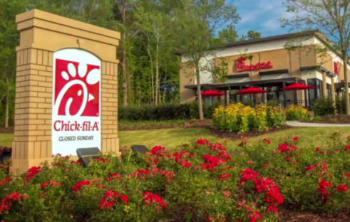 Chick-fil-A banned from another airport for Fellowship of Christian Athletes, Salvation Army donations