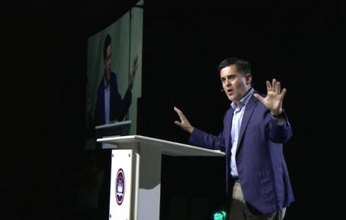 Russell Moore warns Christians face spiritual warfare 'all the time;' identifies 2 ways Satan attacks